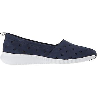 Cole Haan Womens Studiogrand Perforated Closed Toe Boat Shoes