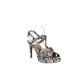 Thalia Sodi | Sandálias de vestido da plataforma Verrda