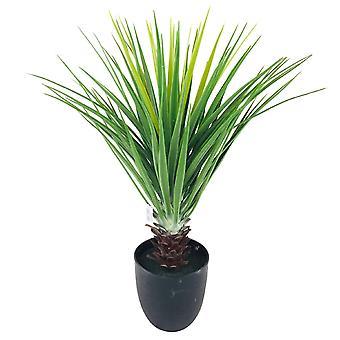 Planta Artificial Yukka de 65cm - Grande