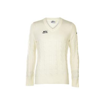 Slazenger Classic Sweatshirt Mens