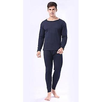 Winter Velvet Thick Thermal Underwear Warm Layered Clothing Pajamas Set Women
