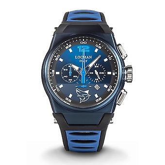 Locman Wristwatch NUOVO MARE 0555B02S-BLBLSKSB