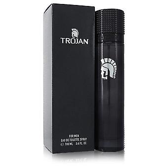 Trojan For Men Eau De Toilette Spray By Trojan 3.4 oz Eau De Toilette Spray