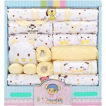 Neugeborenen Baby Set Kleidung vier Jahreszeiten