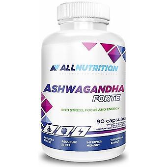 Allnutrition Ashwagandha Forte 90 Gélules