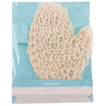 Beter Sisal massage glove