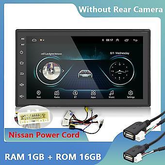 Radio samochodowe Android Odtwarzacz multimedialny, Autoradio, Ekran dotykowy Gps, Wifi,