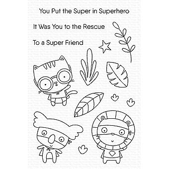 My Favorite Things Super Friend Clear Stamps