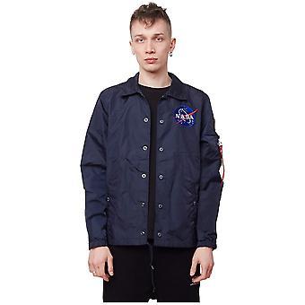Alpha Industries Nasa Coach Jacket Rep 12613707 universel hele året mænd jakker