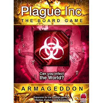 Plague Inc. Armageddon Board Game Expansion