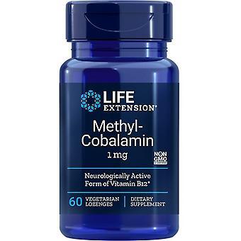 Lebensdauer Verlängerung Methylcobalamin 1mg Lutschtabletten 60