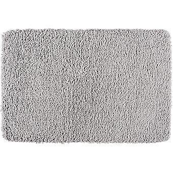 badvorleger Belize 55 x 65 cm Polyester hellgrau