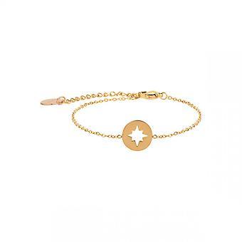 Bracelet Femme Clyda Bijoux BCLBR0005SD - Acier Argent