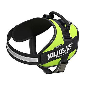 Julius-K9 IDC-Powerharness For Dogs Size: 2, Neon Green