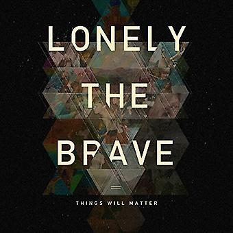 Lonely the Brave - Things Will Matter [Vinyl] USA import