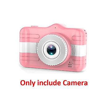 Child mini camera cute cartoon camera toys for gift 3.5 inch photo video digital camera 12mp 1080p for childern birthday gifts