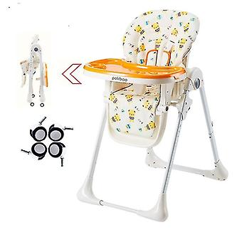 Baby Feeding High Chair-one Click Foldable