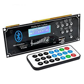 Bluetooth-yhteensopiva dekooderilevy Mp3-soitin