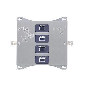 Amplificateur cellulaire à quatre bandes Bande d'amplification de téléphone mobile