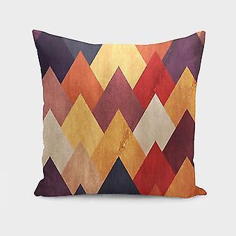 Eccentric Mountains Cushion/pillow Cover