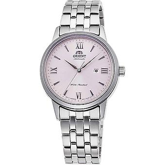 ORIENT Contemporary Simple Date Lady RA-NR2002P10B - Acier inoxydable Femelle 3 mains