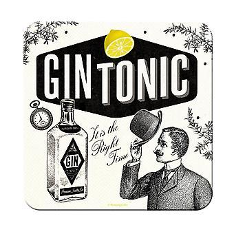 Gin Tonic Metall Nostalgisk Berg- och dalbana