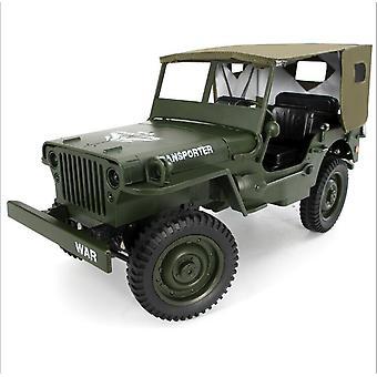 Jjrc Q65 1:10 Simulation Remote Control Car Jeep Four-wheel Drive