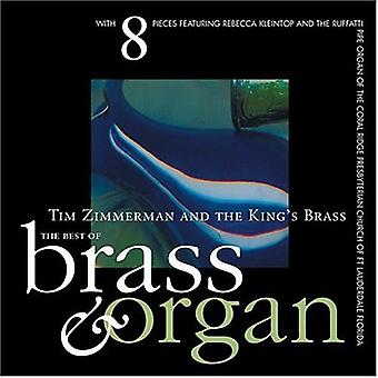 Ottone del re - importazione USA The Best of organo & Brass [CD]