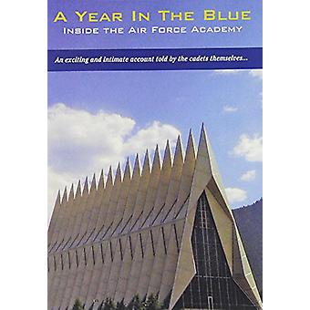 Year in the Blue: Inside the Air Force Academy [DVD] USA import