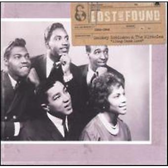 Smokey Robinson & the Miracles - 1958-64-Along Came Love [CD] USA import