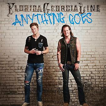 Florida Georgia Line - Anything Goes [CD] USA import