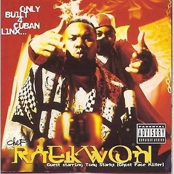 Raekwon - Only Built 4 Cuban Linx [CD] USA import