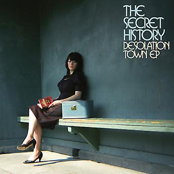 Secret History - Desolation Town EP [CD] USA import