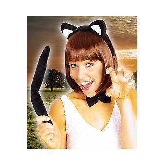 Hair accessories  Black cat set
