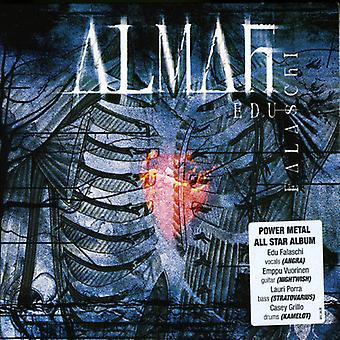 Edu Falaschi - Almah [CD] USA import