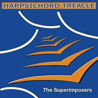 Superimposers - Harpsichord Treacle [CD] USA import