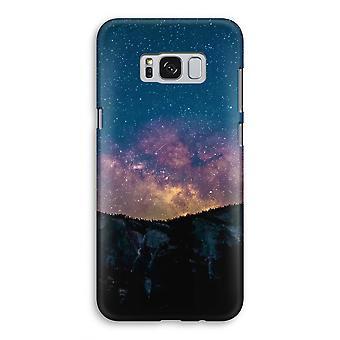 Samsung Galaxy S8 volledige Print geval (Glossy) - reizen naar ruimte