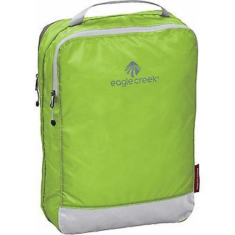 Eagle Creek Pack It Specter Clean Dirty Cube Travel Bag - Strobe Verde