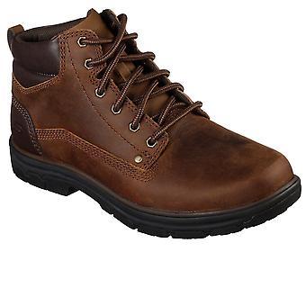 Skechers Segment Garnet Mens Casual Boots