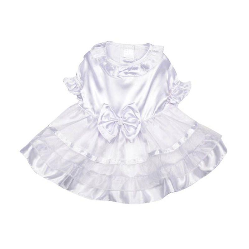 Vestido de novia East Side colección Yappily perdices