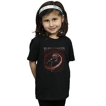 DC Comics tytöt Vesimies Manta Circle t-paita