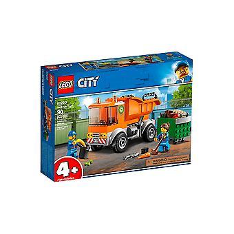 LEGO 60220 stad grote voertuigen vuilniswagen + set