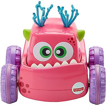 Fisher Price pers 'N ga Monster Truck roze