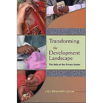 Het landschap van de ontwikkeling - transformeren de rol van de privé-Secto