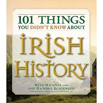 101 things You Didn't Know About Ierse geschiedenis - mensen - plaatsen - Cul