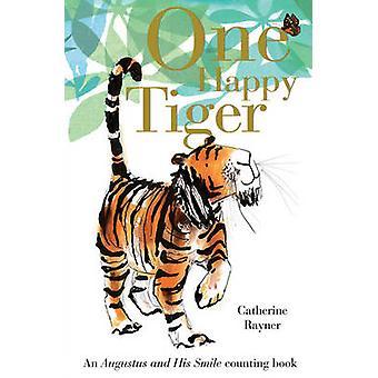 Eine glückliche Tiger von Catherine Rayner - 9781848692343 Buch