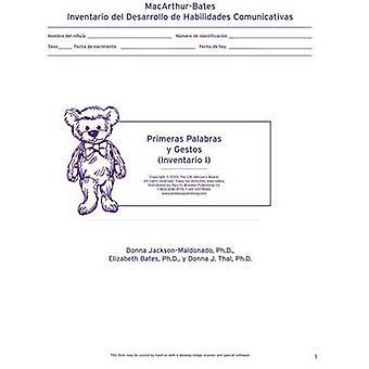MacArthur kommunikativa utveckling varulager (CD) Inventario I -