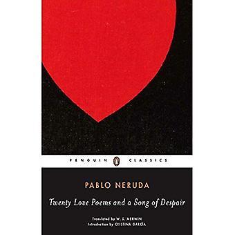 20 rakkausrunoja ja laulu epätoivo (Penguin Classics)
