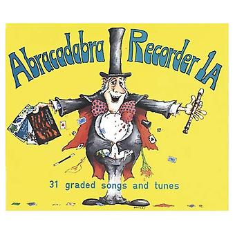 Gravador de Abracadabra: classificados de 31 canções e melodias: do aluno para reservar BK 1A (Abracadabra)