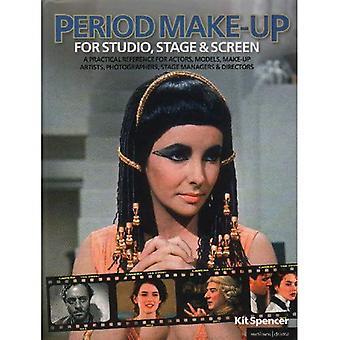 Perioden Make-up för Studio-, scen- och skärmen: en praktisk referens för aktörer, modeller, Make-up artister, fotografer och regissörer (Backstage)